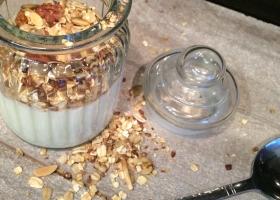 Granola zonder toegevoegde suiker of zoetstoffen